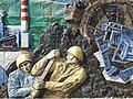 P1120438 Cerceda mural homenaxe mineiría detalle.JPG