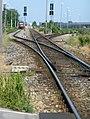 P1150754 07.06.2016 Ostbahn 2gl Ausbau EK Contiweg Ri Ost.jpg