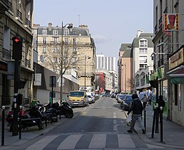 Image illustrative de l'article Rue de l'Ouest