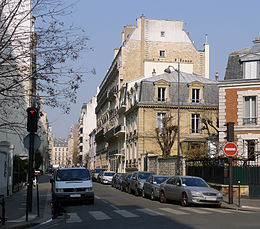 Image illustrative de l'article Rue Erlanger