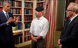 MythBusters - At the White House