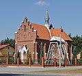 PL - Jaślany - kościół Niepokalanego Poczęcia Najświętszej Maryi Panny - Kroto 009.jpg