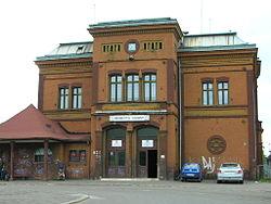 Dworzec Wa�brzych G��wny
