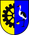 Coat of arms of Drawno
