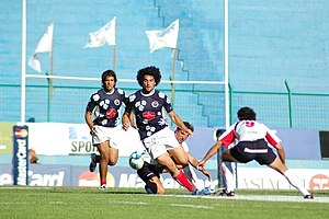 PSG rugby seven punta