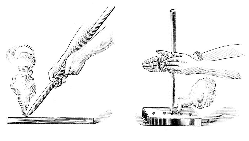 PSM V10 D029 Ancient fire making methods