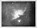 PSM V58 D026 Orion nebula photographed with a four foot reflector.png