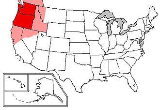Pazifischer Nordwesten Wikipedia