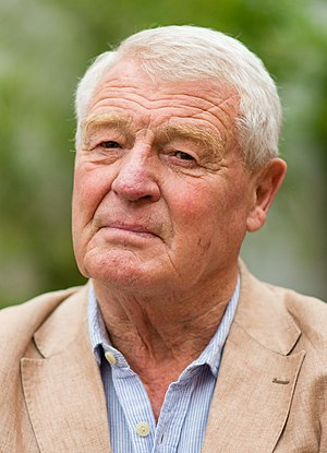 Paddy Ashdown - Ashdown in 2016