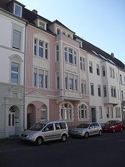 Hermannstraße in Paderborn