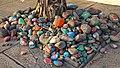 Painted colorful stones at Ribeira Brava beach (37386249994).jpg