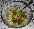 Paléo - Salade de rognons avec Champignon blanc (15802365741).jpg