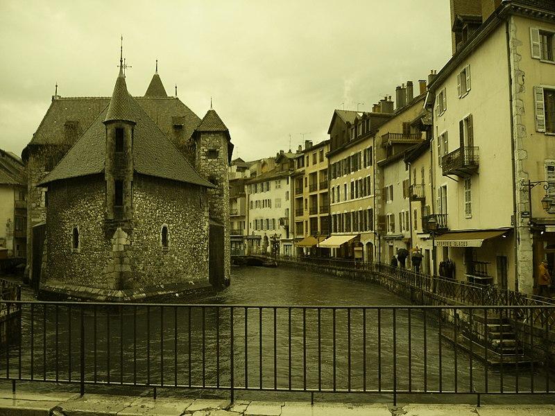 Palais de l'Isle - Annecy - France