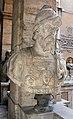 Palazzo mattei di giove, loggetta, busti di imperatori antichi e moderni, 1590-1610 ca, 05 federico II.jpg