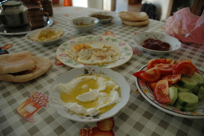 File:Palestine breakfast.jpg