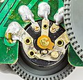 Palladium clock radio 931-241 - Volume potentiometer with on off switch-8657.jpg