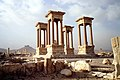 Palmira. Tetrapilo - DecArch - 1-99.jpg