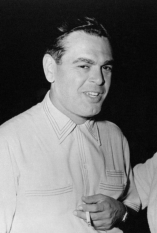 Pandro S. Berman 1953