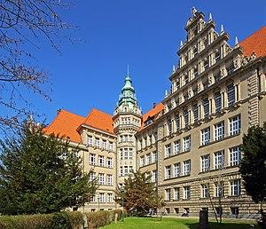 Pankow - Carl-von-Ossietzky-Gymnasium, Pankow