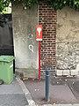 Panneau Bouche Incendie 940330091 Rue Charles Bassée Fontenay Bois 1.jpg