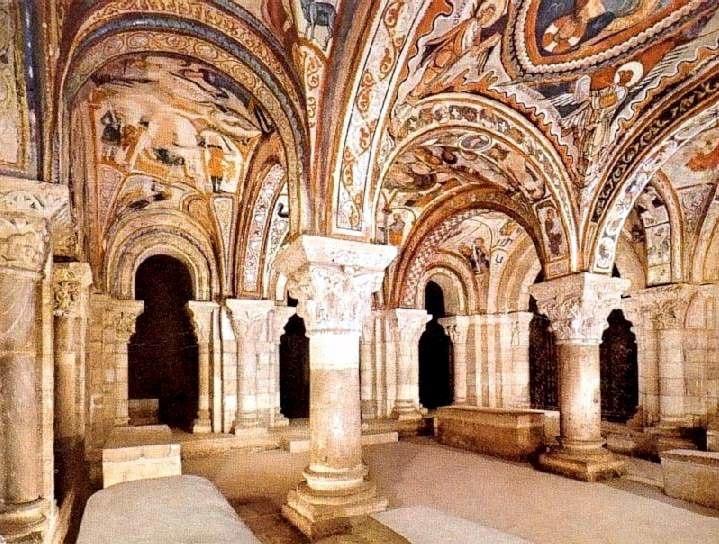 Panteón de los Reyes, Real Basílica Colegiata de San Isidoro