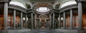 1790 in architecture - Panthéon