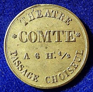 Théâtre Comte