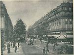 Parigi negli anni 1890.