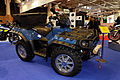 Paris - Salon de la moto 2011 - Polaris Sportsman XPS 850-550 Gendarmerie - 002.jpg
