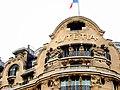 Paris 75006 Hôtel Lutetia facade balconies 20080104 (01).jpg