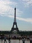 Paris Parvis des Droits de l'homme 20030622 Eiffel Tower.jpg