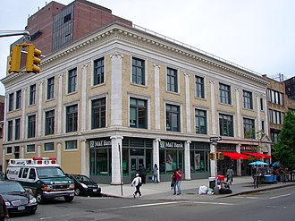 Park and Tilford Building - Image: Park n Tilford 310 Lennox NYC