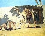 Pasini, Alberto - Cammelli in riposo - 1859.jpg