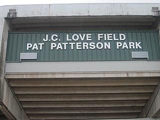 Pat Patterson (coach) American college baseball coach
