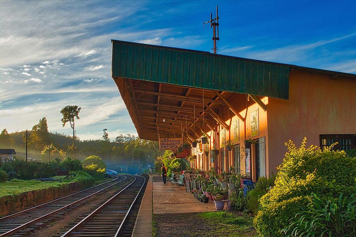 Pattipola Railway Station Wikipedia