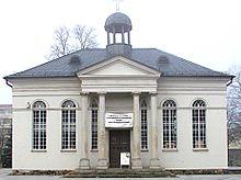 Paul-Gerhardt-Kapelle in Gräfenhainichen (Quelle: Wikimedia)