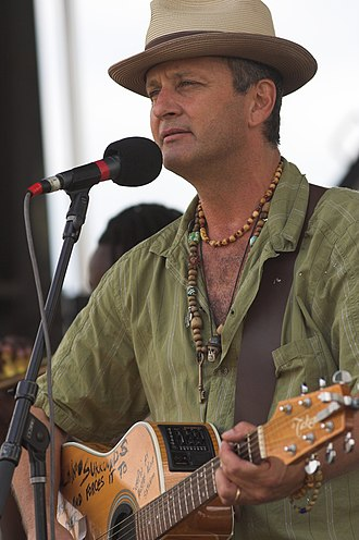 Paul Sanchez - Paul Sanchez at Mid-City Bayou Boogaloo, 2008