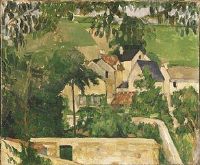 Quartier Four, Auvers-sur-Oise (Landscape, Auvers)