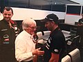 Paul Stoddart Bernie Ecclestone Chanoch Nissany.jpg