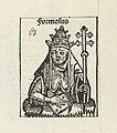 Paus Formosus Formosus (titel op object) Liber Chronicarum (serietitel), RP-P-2016-49-63-8.jpg