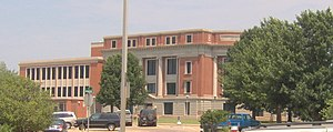 Payne County, Oklahoma - Image: Payne County Courthouse (cropped)