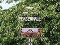 Peasenhall Village Sign - geograph.org.uk - 896451.jpg