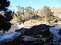 Pedras da Cachoeira das Conchas.JPG