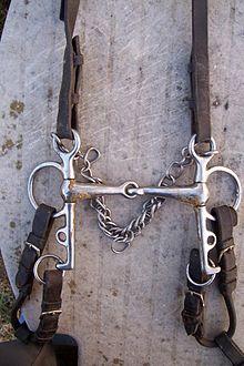 Horse tack - Wikipedia