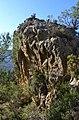 Penya de la muntanya del castell, Benifallim.jpg