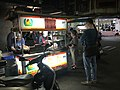People Waiting Buy Deep Fried Chicken Breast at Xindong Street, Songshan District, Taipei 20180409.jpg
