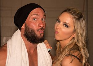 Braxton Sutter - Sutter posing with Allie in 2016