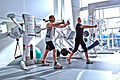 Personal Training at a Gym - Cable Crossover.JPG