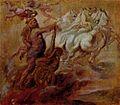 2 / Apotheose des Herkules