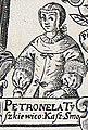 Petranela Pałubinskaja (Tyškievič). Пэтранэля Палубінская (Тышкевіч) (A. Tarasievič, 1675).jpg